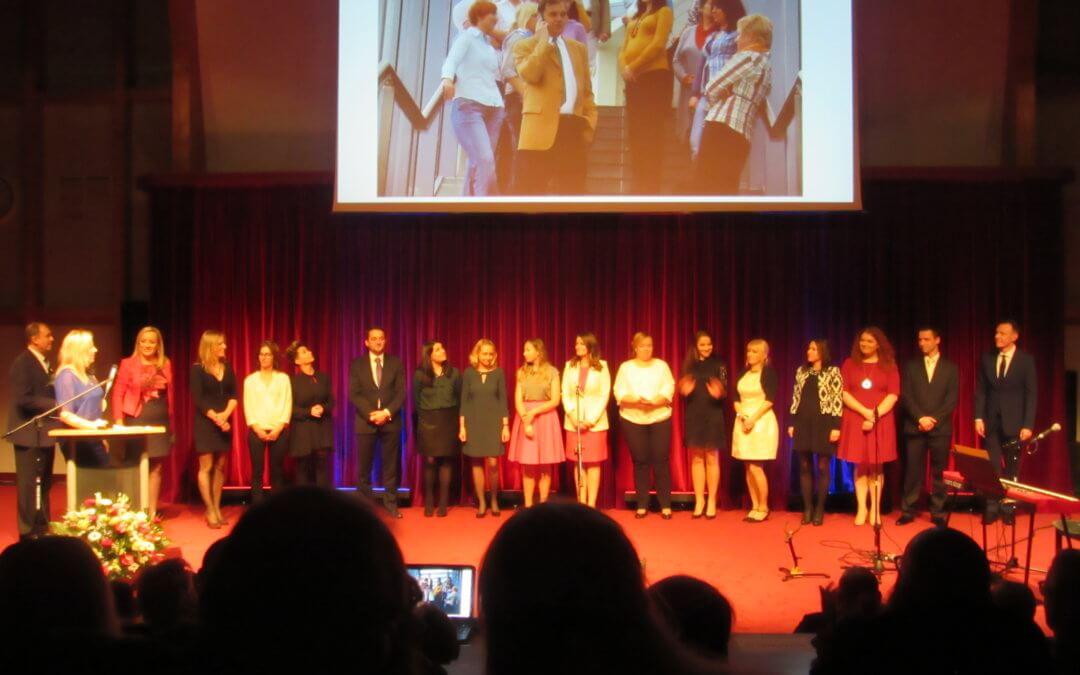 Podziękowania za wspólne świętowanie 15 – lecia Fundacji na rzecz Collegium Polonicum