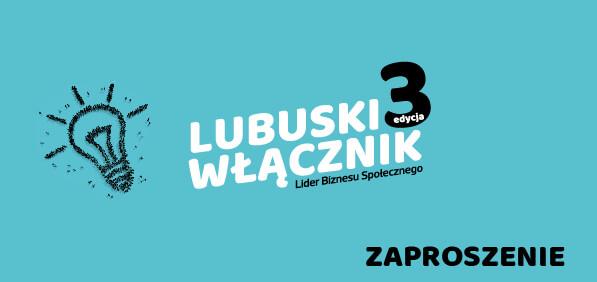 Gala konkursu Lubuski Włącznik – Lider Biznesu Społecznego