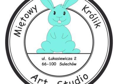 Miętowy Królik – Art. Studio